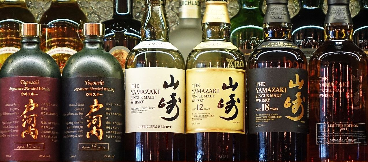 מדריך היכרות עם ויסקי יפני