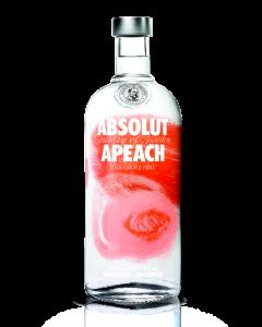 אבסולוט אפיץ' (אפרסק) - ליטר