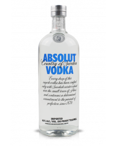 וודקה אבסולוט - absolut vodka