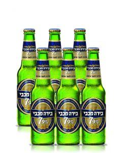 מכבי בירה חזקה 7.9%