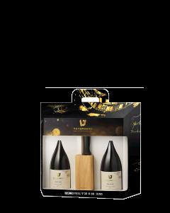 טפרברג מארז יינות INSPIRE ו-6 סכני ארקוסטיל