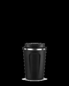 כוס תרמית לשמירה על קור שחור