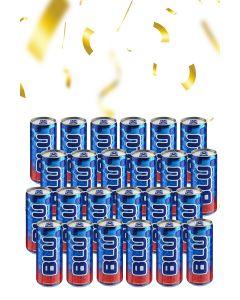24 בלו BLU משקה אנרגיה- פחית