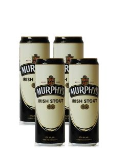 מרפי'ס בירה אירית כהה- פחית 500 מ