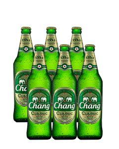 צ'אנג CHANG -בירה תאילנדית