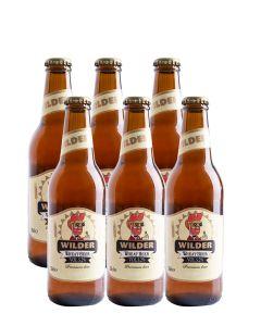 בירה ווילדר חיטה בקבוק 0.33