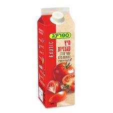 מיץ עגבניות 1 ליטר- ספרינג