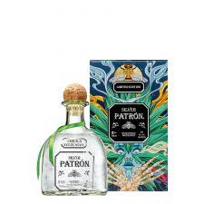 """פטרון סילבר -ליטר מהדורת """"מורשת מקסיקו"""" בפחית"""