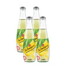 """שוופס מוגז פירות לימונייד 330 מ""""ל זכוכית"""