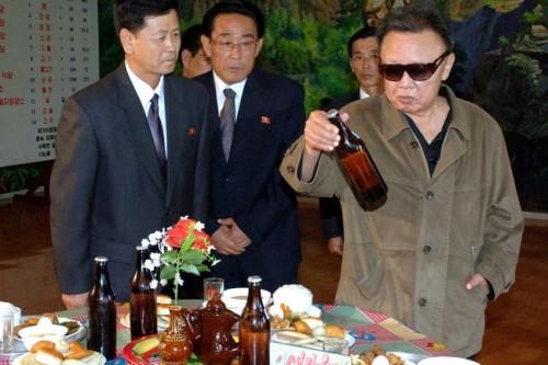 הלקוח הכי גדול של מותג הקוניאק ׳הנסי׳ היה שליט צפון קוריאה קים ג׳ונג איל